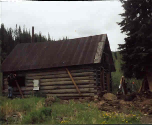 Manson Creek Post Office 2000-2