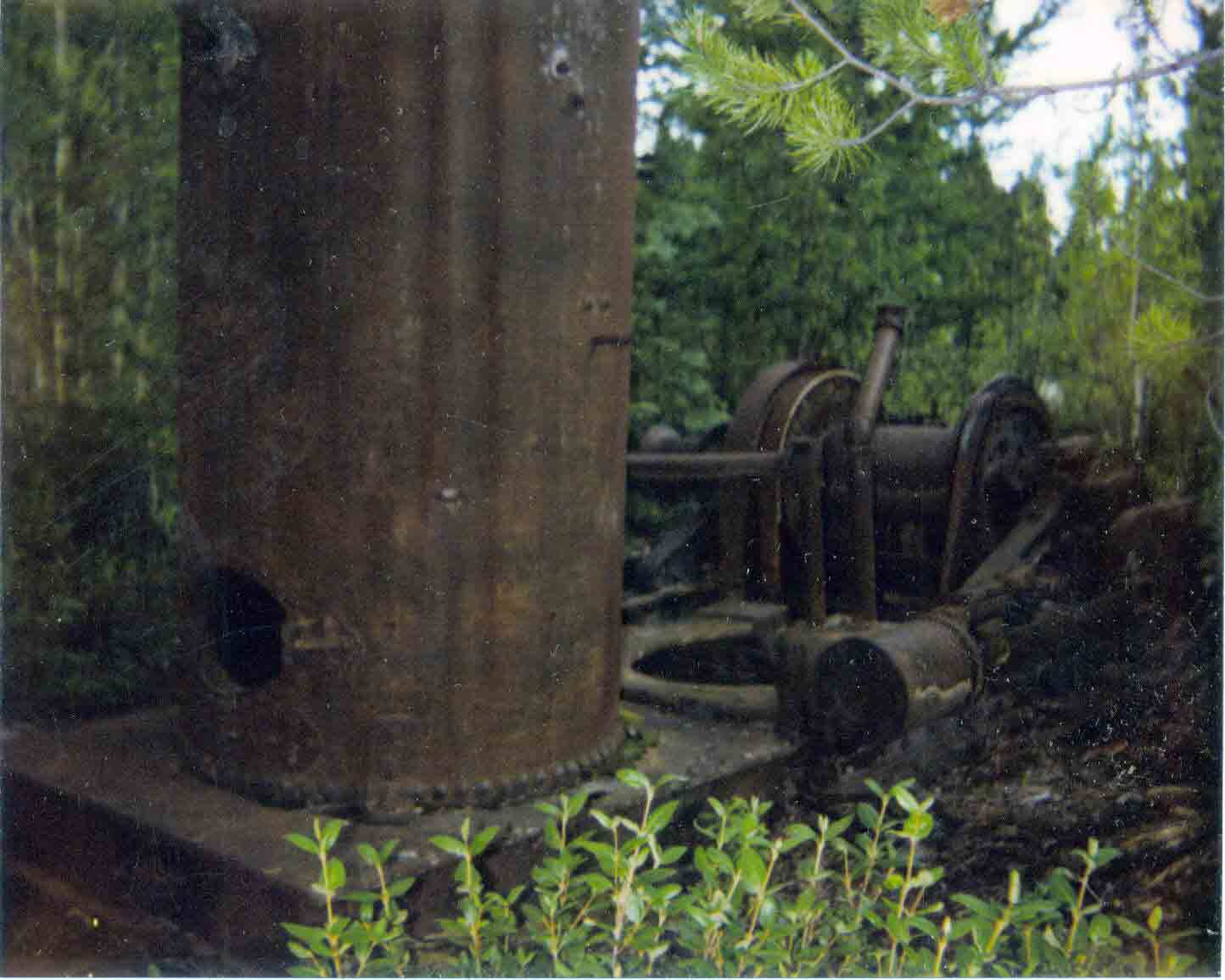 Mckorkells Steam Winch 1996
